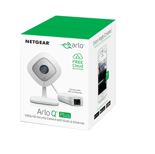 NEW ARLO Q PLUS CAMERA ADDRESSES SECURITY NEEDS OF SMALL BUSINESSES