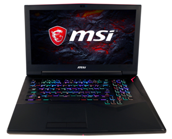 MSI Launches GT75VR Titan, GE63VR/73VR Raider In India