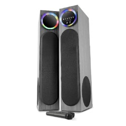 "Zebronics launches its newest ""Full Moon"" Tower Speakers priced at Rs. 15,999/-"