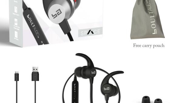 Boult Wireless Ear Phones
