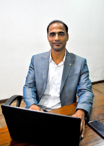 Mr. Abhishek Kumar, GM – SMB & Business Wireless, D-Link (India) Ltd.