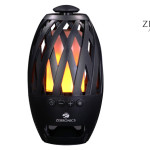 Zebronics 'Atom' Portable Speaker with LED Lights