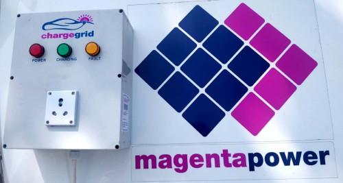 Magenta EV charging station (3)