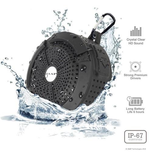 ZAAP - AQUA Bluetooth Speaker